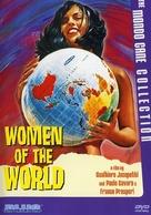 La donna nel mondo - DVD cover (xs thumbnail)