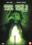 The Fly II - Dutch DVD cover (xs thumbnail)