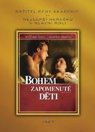 Children of a Lesser God - Czech DVD movie cover (xs thumbnail)