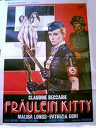 Elsa Fräulein SS - Italian Movie Poster (xs thumbnail)