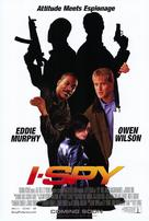 I Spy - Movie Poster (xs thumbnail)