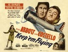 Keep 'Em Flying - Movie Poster (xs thumbnail)