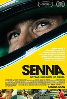 Senna - Movie Poster (xs thumbnail)