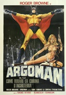 Come rubare la corona d'Inghilterra - Italian Movie Poster (xs thumbnail)