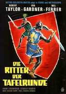 Knights of the Round Table - German Movie Poster (xs thumbnail)