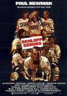 Slap Shot - German Movie Poster (xs thumbnail)