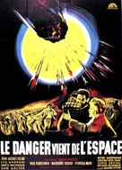 The Day the Sky Exploded - French Movie Poster (xs thumbnail)