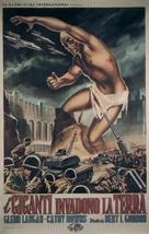 The Amazing Colossal Man - Italian Movie Poster (xs thumbnail)