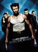 X-Men Origins: Wolverine - Theatrical movie poster (xs thumbnail)