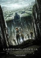 The Maze Runner - Estonian Movie Poster (xs thumbnail)