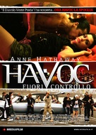 Havoc - Italian Movie Poster (xs thumbnail)