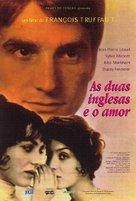Deux anglaises et le continent, Les - Brazilian Movie Poster (xs thumbnail)
