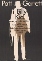 Pat Garrett & Billy the Kid - Polish Movie Poster (xs thumbnail)