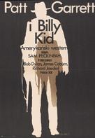Pat Garrett & Billy the Kid - Polish Movie Poster (xs thumbnail)