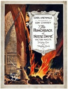 The Hunchback of Notre Dame - poster (xs thumbnail)