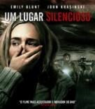 A Quiet Place - Brazilian Movie Cover (xs thumbnail)