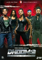 Dhoom 2 - Polish DVD cover (xs thumbnail)