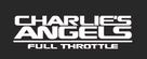 Charlie's Angels: Full Throttle - Logo (xs thumbnail)