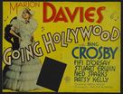 Going Hollywood - Theatrical poster (xs thumbnail)