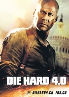 Live Free or Die Hard - Swiss Movie Poster (xs thumbnail)