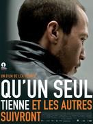 Qu'un seul tienne et les autres suivront - French Movie Poster (xs thumbnail)