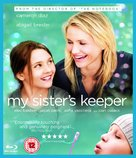 My Sister's Keeper - British Movie Cover (xs thumbnail)