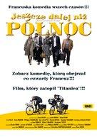 Bienvenue chez les Ch'tis - Polish Movie Poster (xs thumbnail)