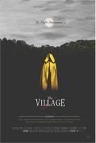 The Village - Movie Poster (xs thumbnail)