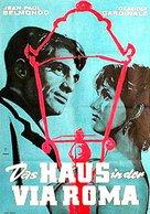 La viaccia - German Movie Poster (xs thumbnail)