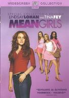Mean Girls - Finnish Movie Cover (xs thumbnail)