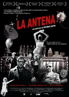La antena - Spanish Theatrical poster (xs thumbnail)