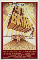 Life Of Brian - Theatrical poster (xs thumbnail)