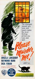 Please Murder Me - Australian Movie Poster (xs thumbnail)