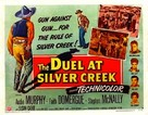 The Duel at Silver Creek - Movie Poster (xs thumbnail)
