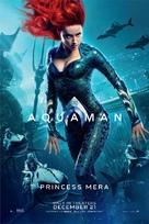 Aquaman - Character movie poster (xs thumbnail)