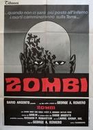 Dawn of the Dead - Italian Movie Poster (xs thumbnail)