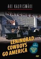 Leningrad Cowboys Go America - Finnish DVD movie cover (xs thumbnail)