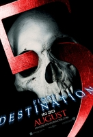 Final Destination 5 - Malaysian Movie Poster (xs thumbnail)