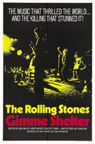 Gimme Shelter - Theatrical poster (xs thumbnail)