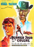 I giorni dell'ira - French Movie Poster (xs thumbnail)
