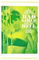 Bad Girls Go to Hell - Movie Poster (xs thumbnail)