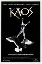 Kaos - Movie Poster (xs thumbnail)