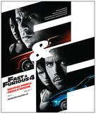 Fast & Furious - Swiss Movie Poster (xs thumbnail)