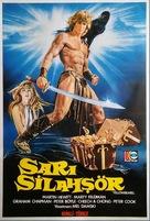 Yellowbeard - Turkish Movie Poster (xs thumbnail)