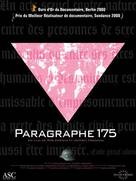 Paragraph 175 - French Movie Poster (xs thumbnail)