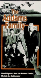 """The Addams Family"" - VHS movie cover (xs thumbnail)"