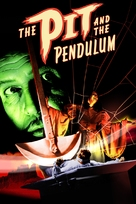 Pit and the Pendulum - DVD cover (xs thumbnail)