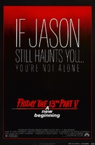 Friday the 13th: A New Beginning - Movie Poster (xs thumbnail)