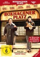 Boxhagener Platz - German Movie Cover (xs thumbnail)