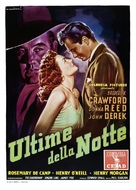 Scandal Sheet - Italian Movie Poster (xs thumbnail)